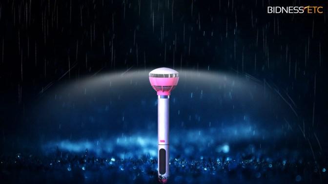 Le parapluie du futur!